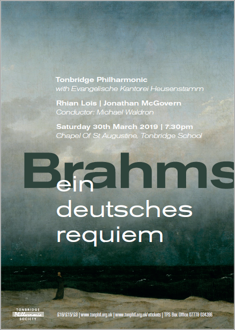 Review: Brahms Ein Deutsches Requiem
