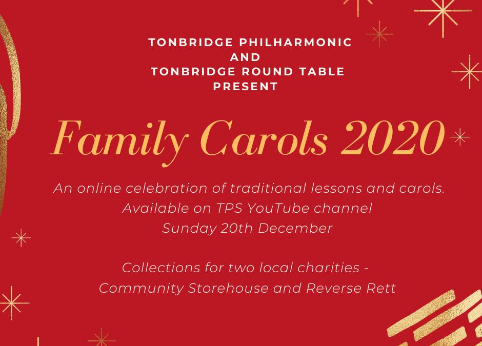 FAMILY CAROLS 2020